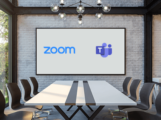 One-Touch Join a Microsoft Teams or Zoom Meeting from your Boardroom