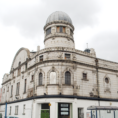 abbeydale picture house building outside
