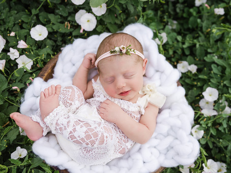 What to Bring to your Newborn Session