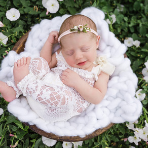 How to get ready for your baby's newborn session