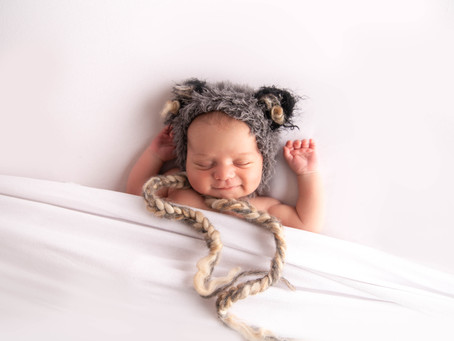 Turn Around Time for Your Newborn Session