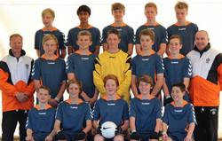 2015 - U14 Kanga Cup Side