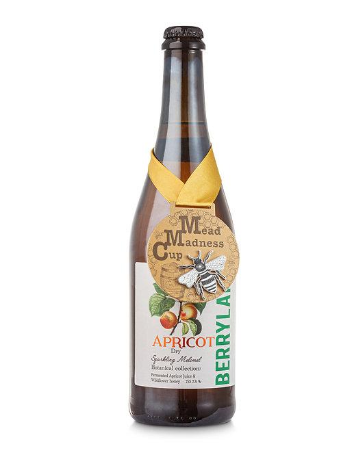 Абрикосовий питний мед 0.75 l