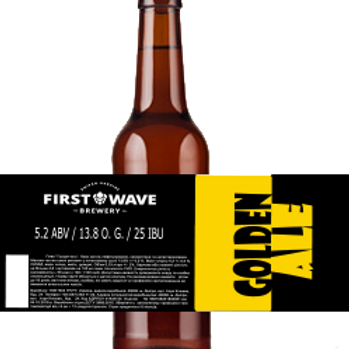 GOLDEN ALE First Wave