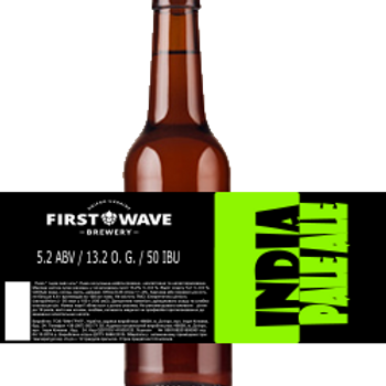 INDIA PALE ALE First Wave