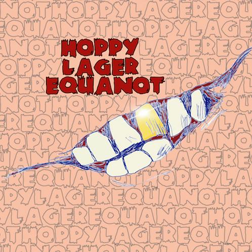 KF Hoppy Lager Equanot
