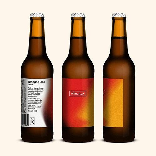 Põhjala Brewery Orange Gose