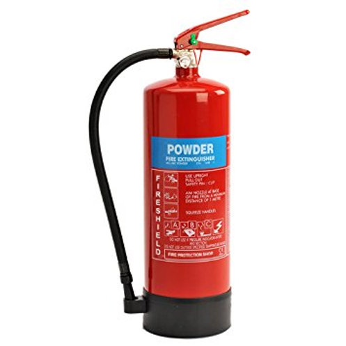 6Kg ABC Dry Powder Fire Extinguisher