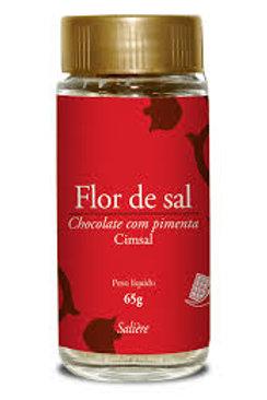 Flor de sal - pimenta