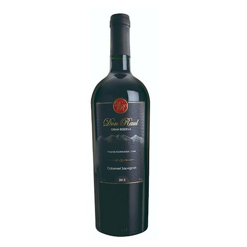 Vinho tinto Don Raul - Cabernet Sauvignon - Chile