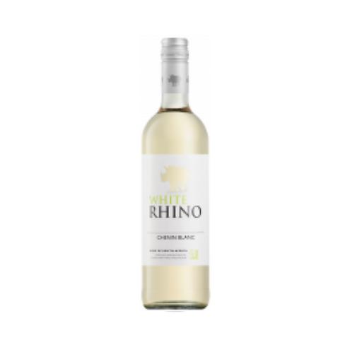 Vinho branco White Rhino Chenin Blanc
