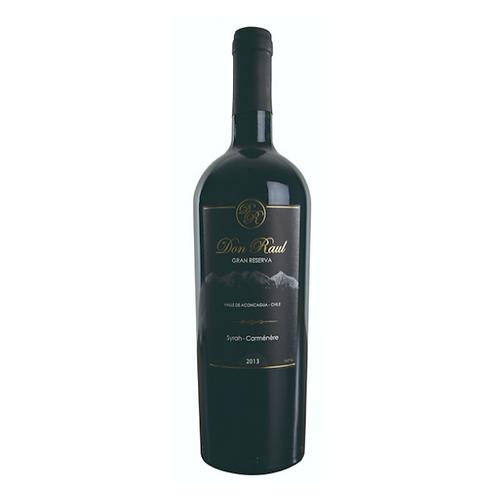 Vinho tinto Don Raul - Syrah-Carménère - Chile