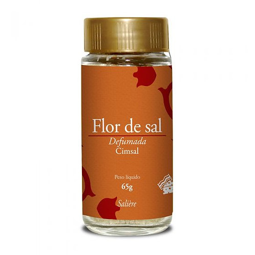 Flor de sal - Defumada