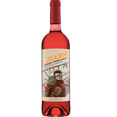 Vinho Rosé Aviador - Espanha