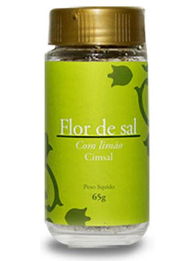 Flor de sal - limão
