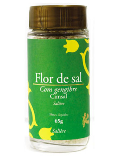 Flor de sal - Gengibre