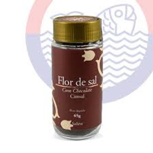 Flor de sal - chocolate