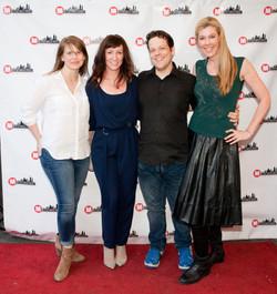 Kristina, Chris, Heather