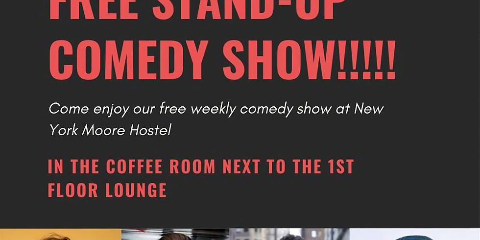 """Mike hosts """"Weekly Comedy Show"""""""