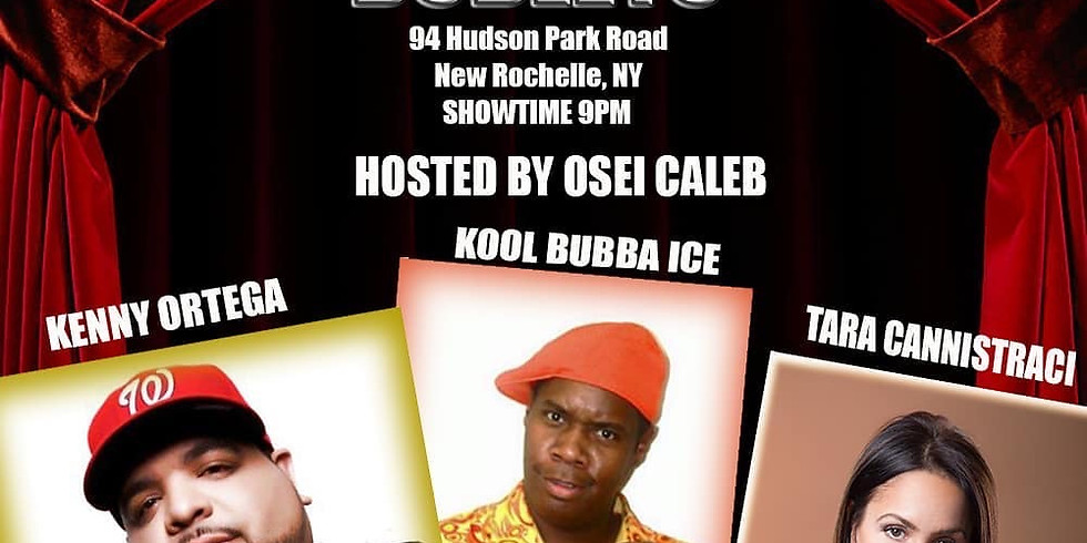 Friday Comedy Series