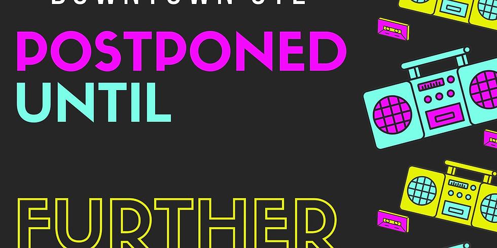 Mike headlines STL - postponed