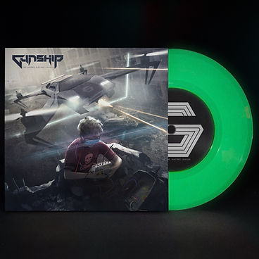 The Drone Racing League Vinyl