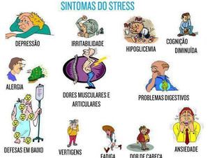 Osteopatia - Stress