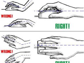 Osteopatia - Sente dores nas suas mãos?