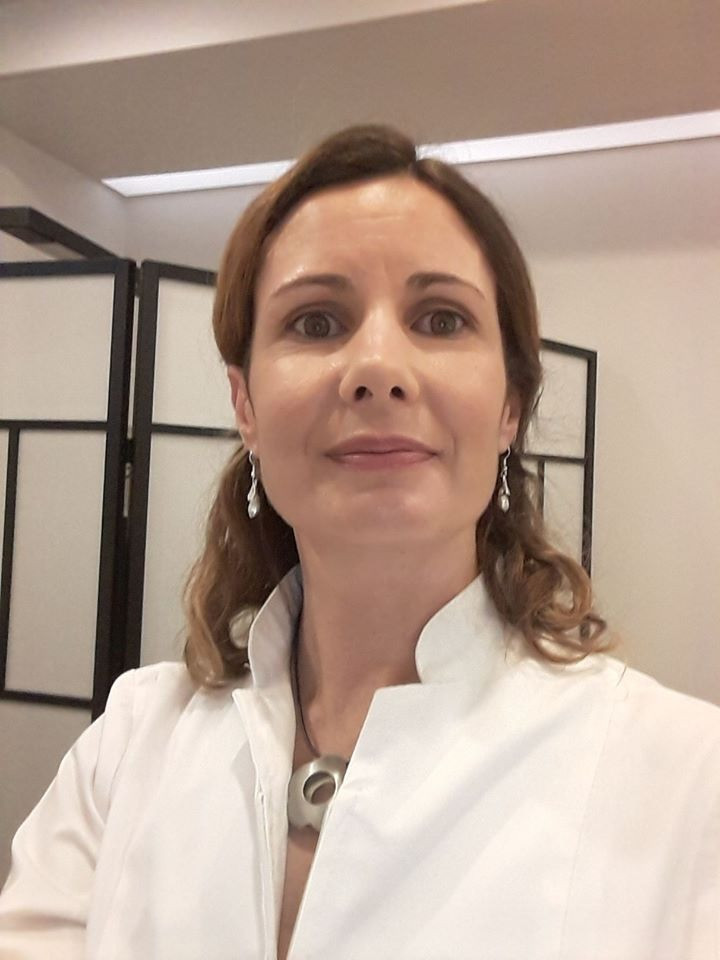 Isabel Rodrigues, osteopata