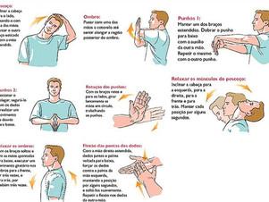 Osteopatia - Precisa de alongar mas não sabe como? Aqui fica a solução para si!
