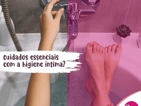 Cuidados essenciais com a higiene íntima