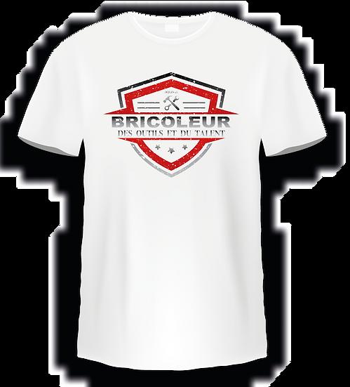 T shirt - Spécial Bricoleur