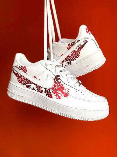 Nike Air Force 1 - Dragon Chinois