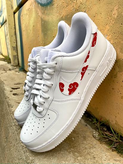 Nike Air Force 1 -AKATSUKI