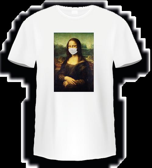 T shirt Joconde Covid