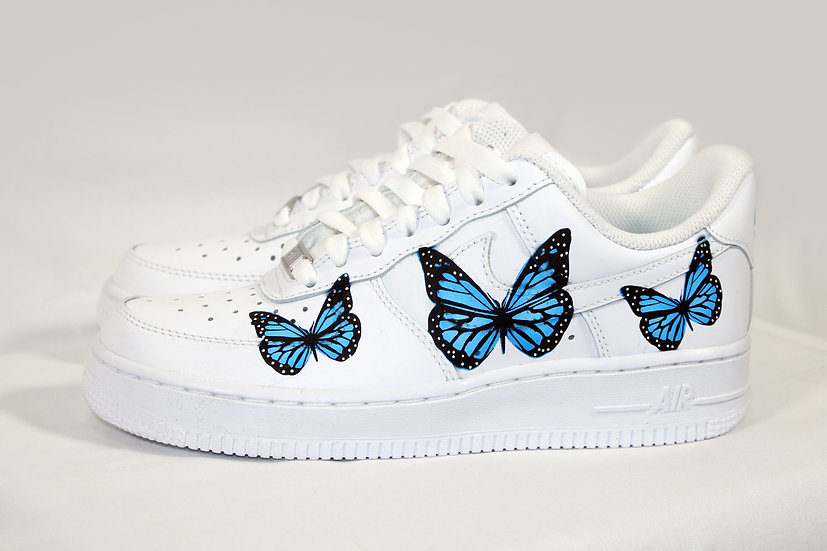 Nike Air Force 1 - Papillons