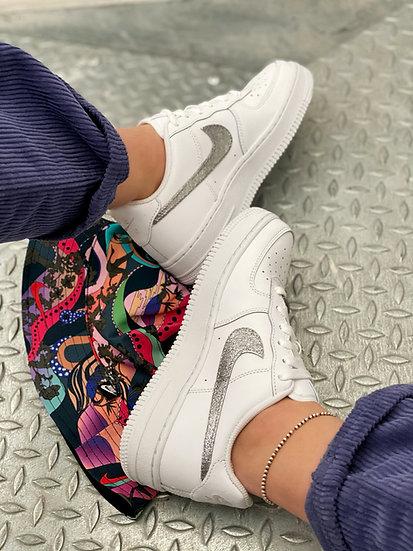 Nike Air Force 1 - Glitter