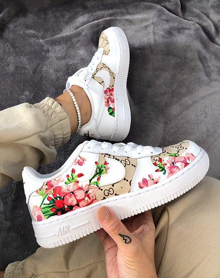 Nike Air Force 1 - Gucci Celou
