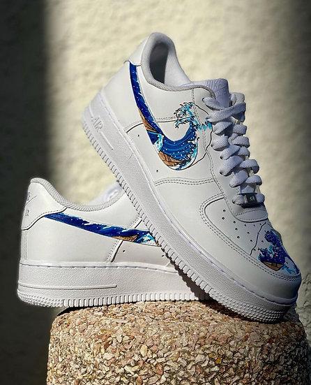 Nike Air Force 1 -HOKUSAÏ