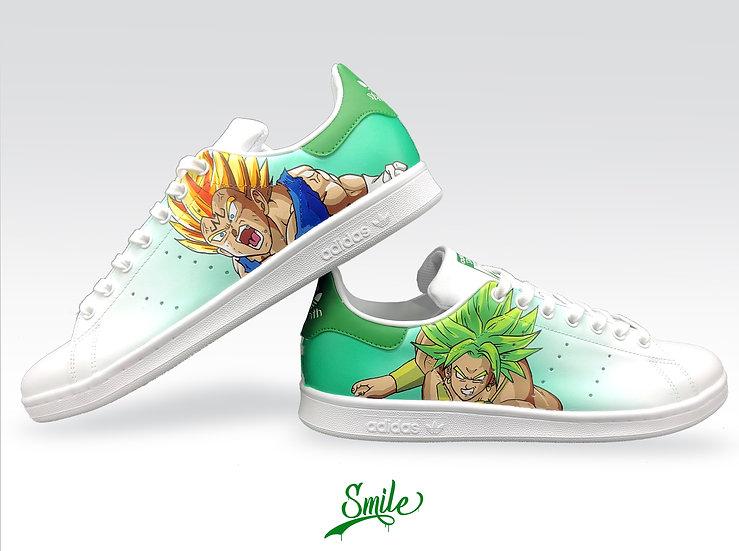 Adidas Stan Smith - Dragon Ball