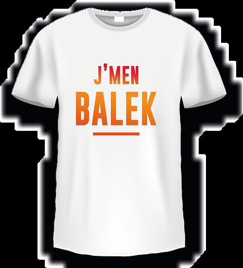 T shirt - J'men balek