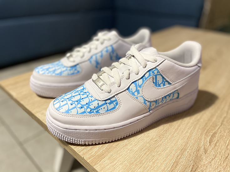 Nike Air Force 1 - Inspiration monogramme