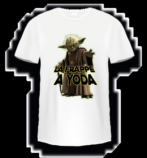 T shirt La Frappe à Yoda
