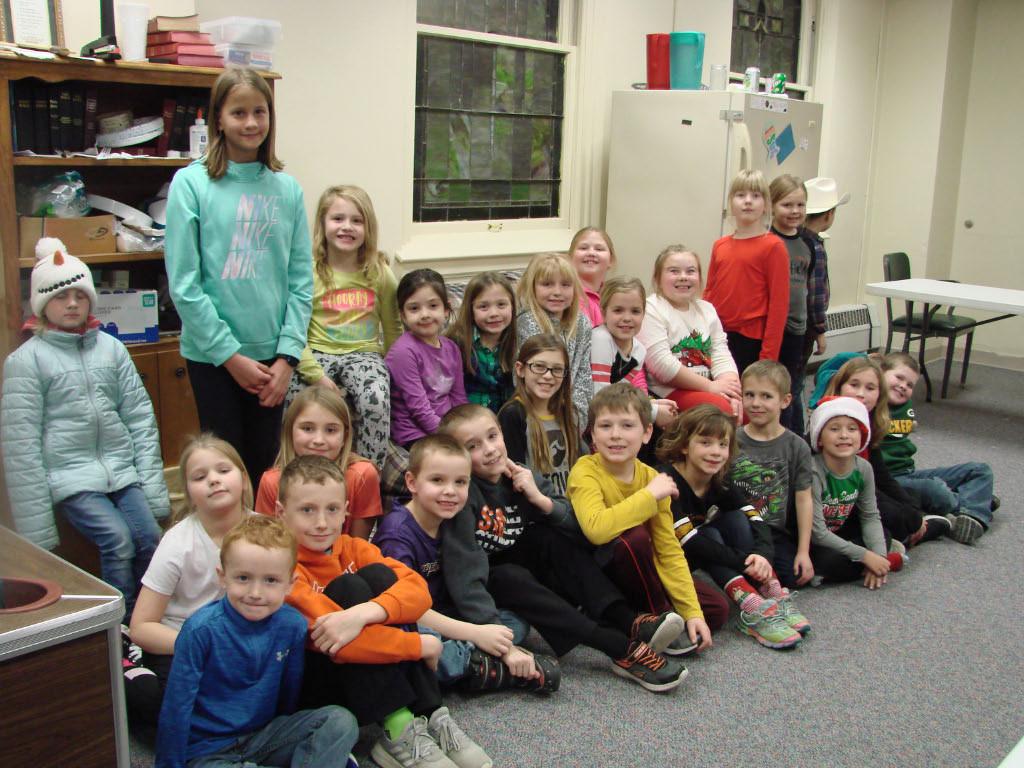 Jefferson County 4-Leaf Clover Kids