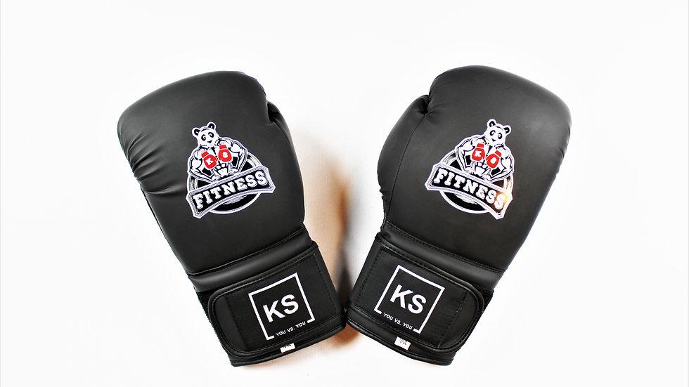 Matte Black Gloves