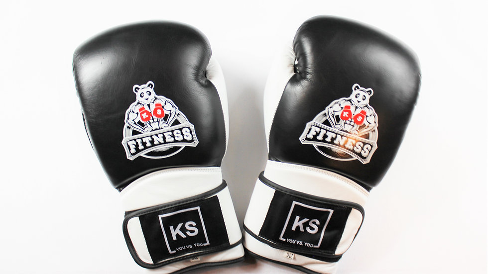 KS Fitness Leather Gloves