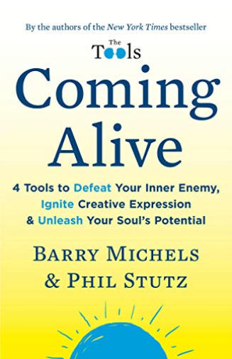 Book Cover: Coming Alive