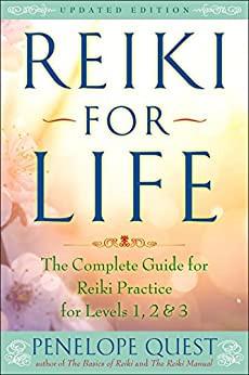 Book Cover: Reiki for Life