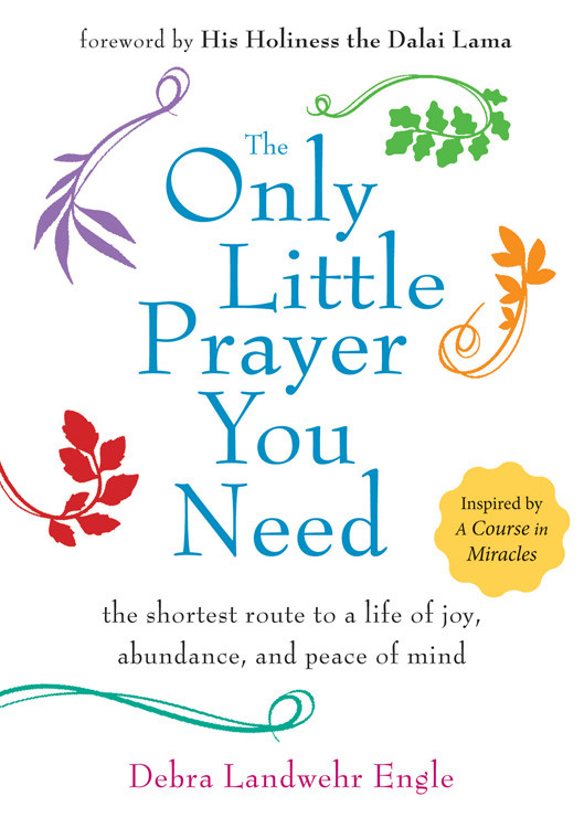Cover of book Only Little Prayer You Need