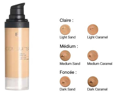 Cream Make-Up Fond de Teint Fluide